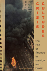 Crisis Cultures