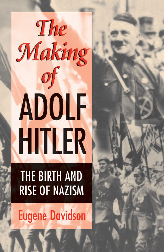 the many reasons for the rise of adolf hitler to power The rise to power: a comparison of hitler and mussolini hitler and benito mussolini and adolf hitler realized that the way to a rise in power was through the.