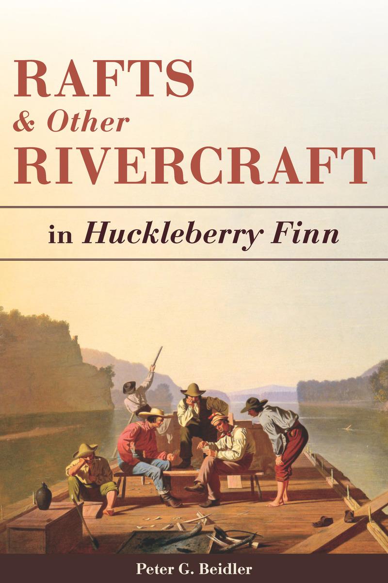 Huck Finn Raft Wigwam