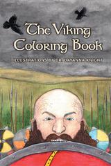 Viking Coloring Book