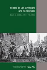 Folgore da San Gimignano and his Followers: The Complete Poems