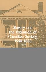 Slavery Evolution Cherokee Society