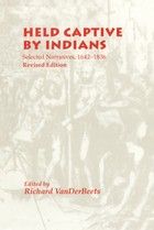 Held Captive By Indians