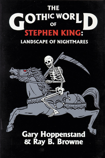 stephen king using gothic literature Chapter ii a brief description in gothic literature using an amalgam gothic literature is generally believed to have begun in the year 1765 with.
