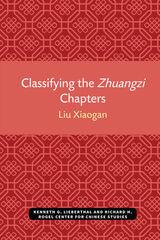 Classifying the Zhuangzi Chapters