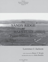 Sandy Ridge and Halstead Paleo-Indian Sites