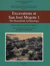 Excavation at San JosE Mogote 1