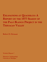 Excavations at Quachilco