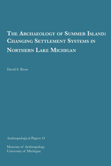Archaeology of Summer Island