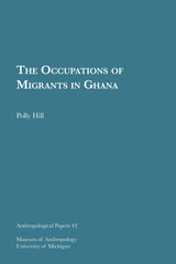 Occupations of Migrants in Ghana