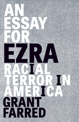 Essay for Ezra