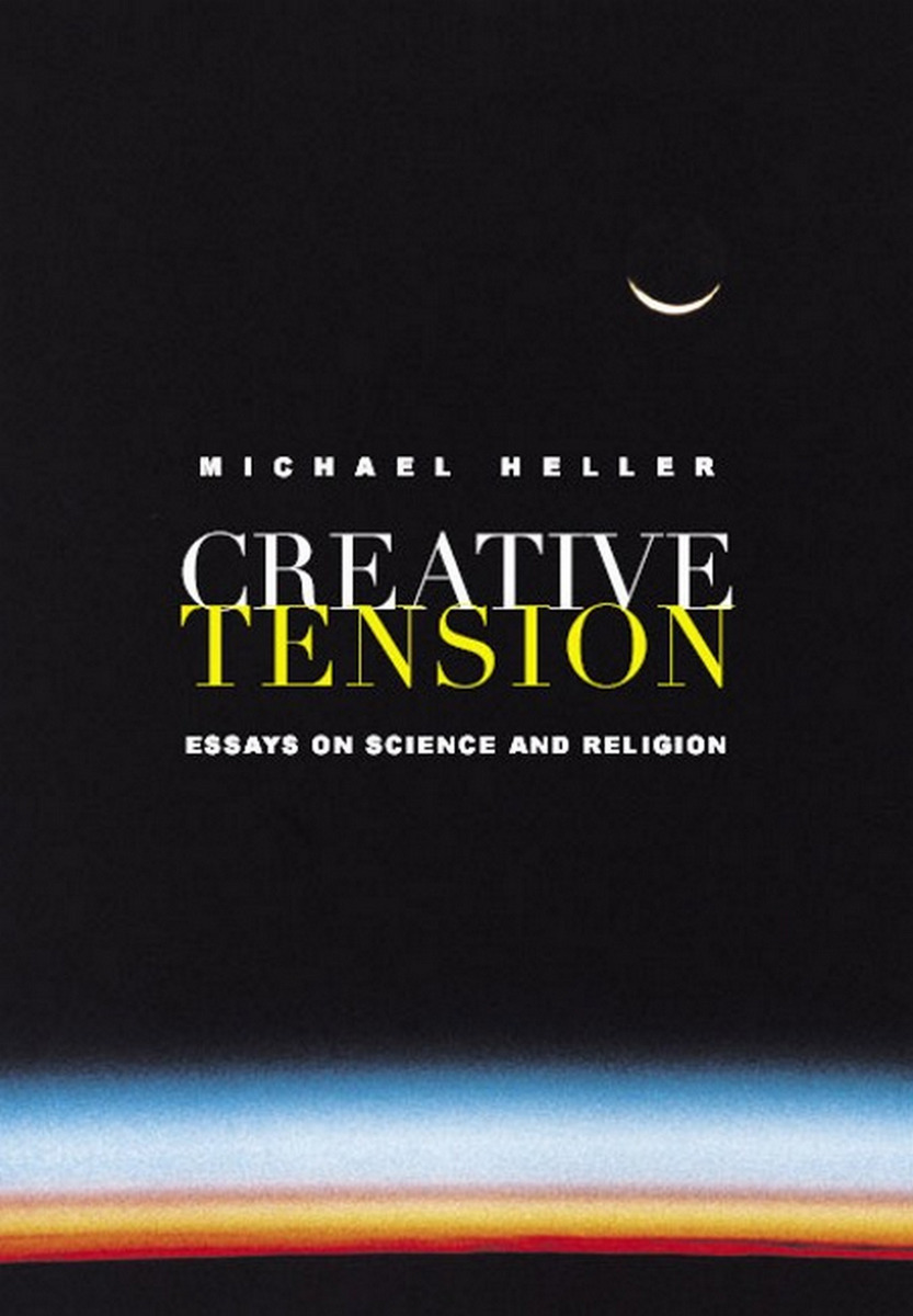 creative tension essays on science  religion   cover of book