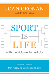 Sport Is Life with the Volume Turned Up