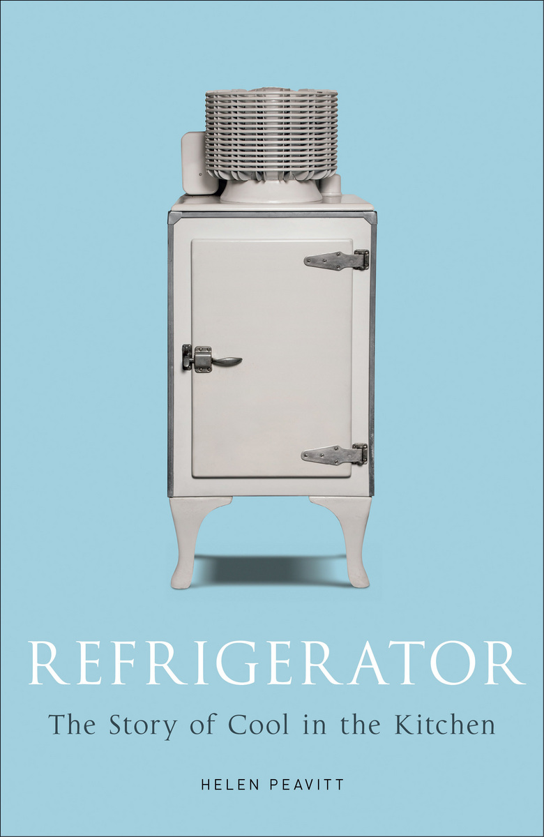 Refrigerator: The Story of Cool in the Kitchen (9781780237510 ...