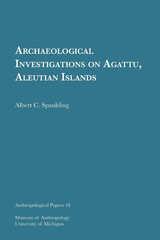 Archaeological Investigations on Agattu, Aleutian Islands